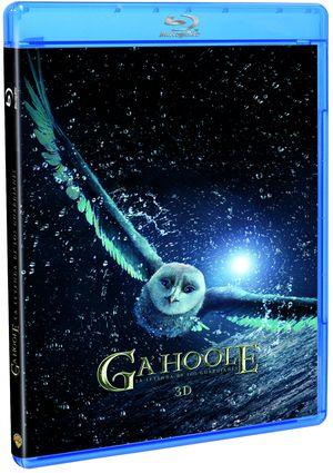 ga hoole: la leyenda de los guardianes 3d (blu-ray)-5051893045826