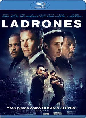 Ladrones Takers Blu Ray De John Luessenhop 8414533072816