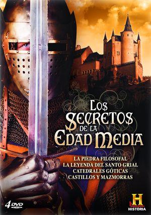 los secretos de la edad media (dvd)-8436022299818