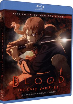 blood - el ultimo vampiro (combo blu-ray + dvd)-8414533075237