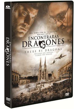 encontraras dragones (dvd)-8435175958962