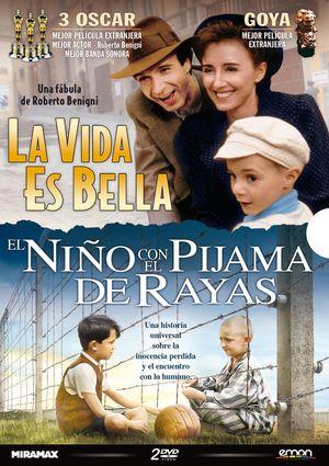 Pack La Vida Es Bella El Niño Con El Pijama De Rayas Dvd De