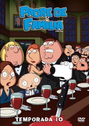 padre de familia: temporada 10 (dvd)-8420266958860