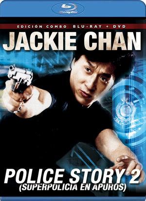 police story 2: superpolicia en apuros (combo blu-ray + dvd)-8414533080453