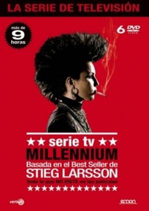 pack millennium: la serie de television (dvd)-8435153709722