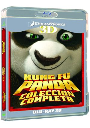 kung fu panda collection (blu-ray 3d)-8414906207296