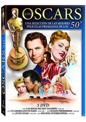 los oscars 50  (dvd)-8436022968486