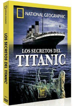los secretos del titanic (dvd)-8436022303263