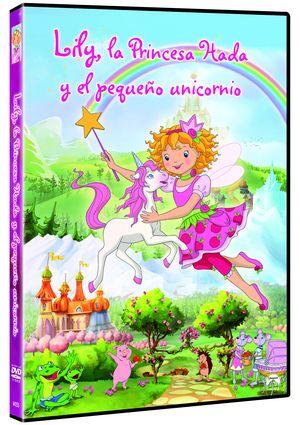 lily, la princesa hada y el unicornio (dvd)-8414906542557