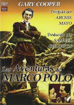las aventuras de marco polo (dvd)-8436037887451