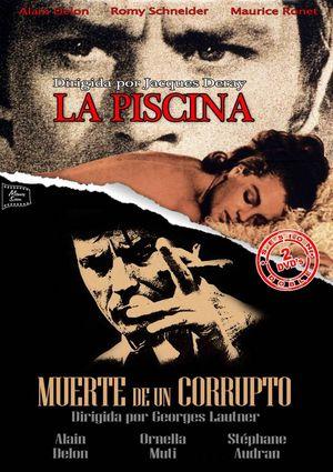 pack la piscina - muerte de un corrupto (dvd)-8436541000582
