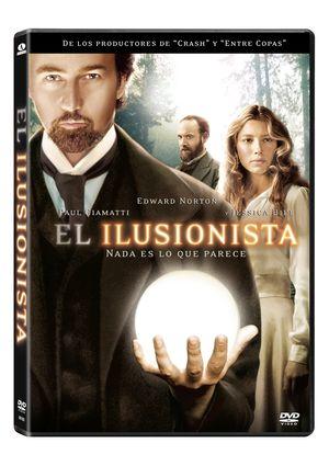 el ilusionista (dvd)-8435175961009