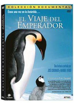 el viaje del emperador: coleccion documental (dvd)-8435153723315
