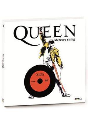 queen: mercury rising (dvd)-8435153724497