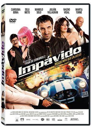 impavido (dvd)-8435153728969
