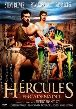 hercules encadenado (dvd)-8437010735059