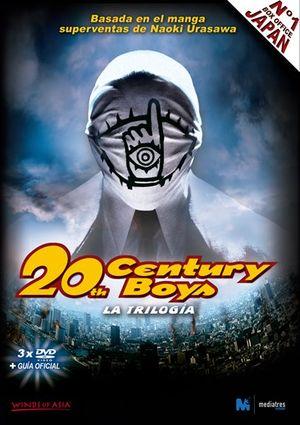 20th century boys (la trilogia+libreto) (dvd)-8437012592384