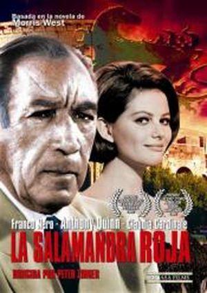 la salamandra roja (dvd)-8436531831042