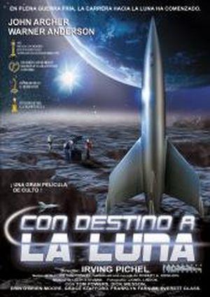 con destino a la luna (dvd)-8436531832018