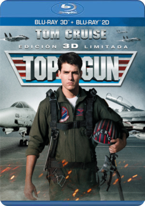 top gun: ed.limitada (blu-ray 3d+2d)-8414906957054