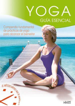 guia esencial: yoga (dvd)-8421394540156