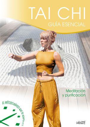 guia esencial: tai chi, meditacion y purificacion (dvd)-8421394540149