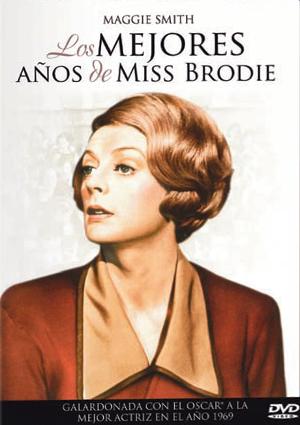 los mejores años de miss brodie (dvd)-8436022968158