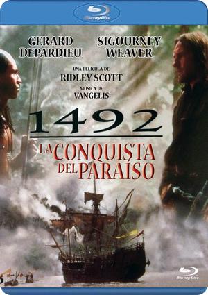 1492: la conquista del paraíso (blu-ray)-8436008817845