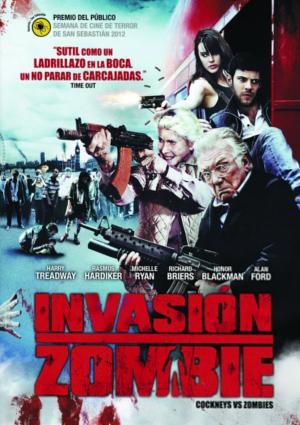 invasion zombie (dvd)-8435175964291