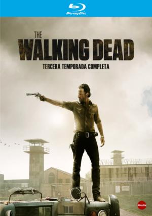 the walking dead: tercera temporada completa (blu-ray)-8436540903655