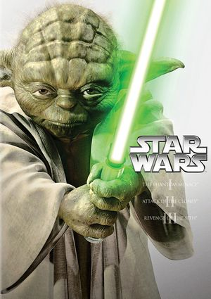 pack star wars: precuela de la trilogia (dvd)-8420266968593