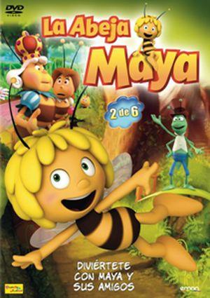 abeja maya 2 3d (dvd)-8435153739149