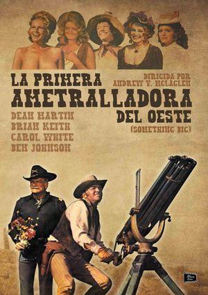 la primera ametralladora del oeste (dvd)-8436541005822