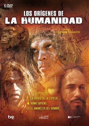 los origenes de la humanidad (dvd)-8421394541092