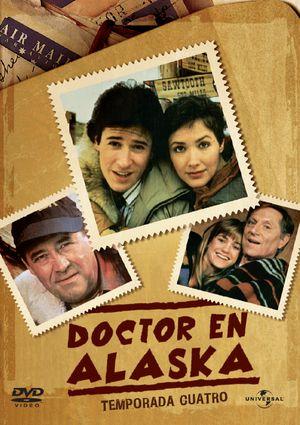 doctor en alaska: temporada 4 (dvd)-8414906702241