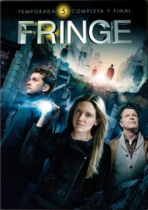 FRINGE: TEMPORADA 5 (DVD) de J.J. Abrams - 5051893169645, comprar ...