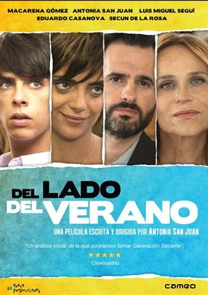 del lado del verano (dvd)-8436540904508