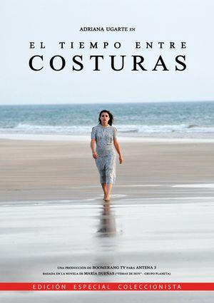 el tiempo entre costuras: ed.coleccionista (dvd)+libro-8421394542082