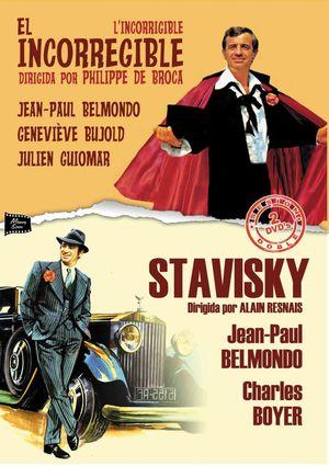 pack el incorregible - stavisky (dvd)-8436541007543