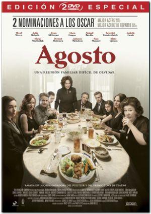 agosto: ed.especial (dvd)-8435153744587