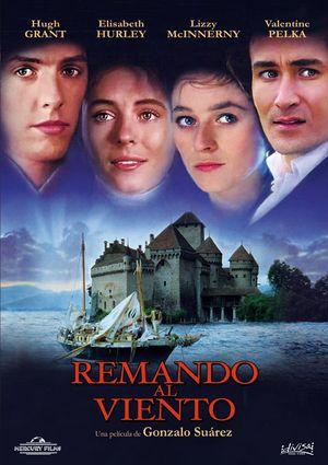 remando al viento (dvd)-8421394543713