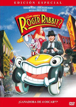 ¿quien engaño a roger rabbit? (dvd)-8421394542273