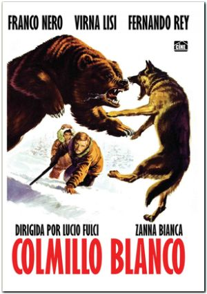colmillo blanco (dvd)-8436541008779
