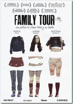family tour (dvd)-8436540905550