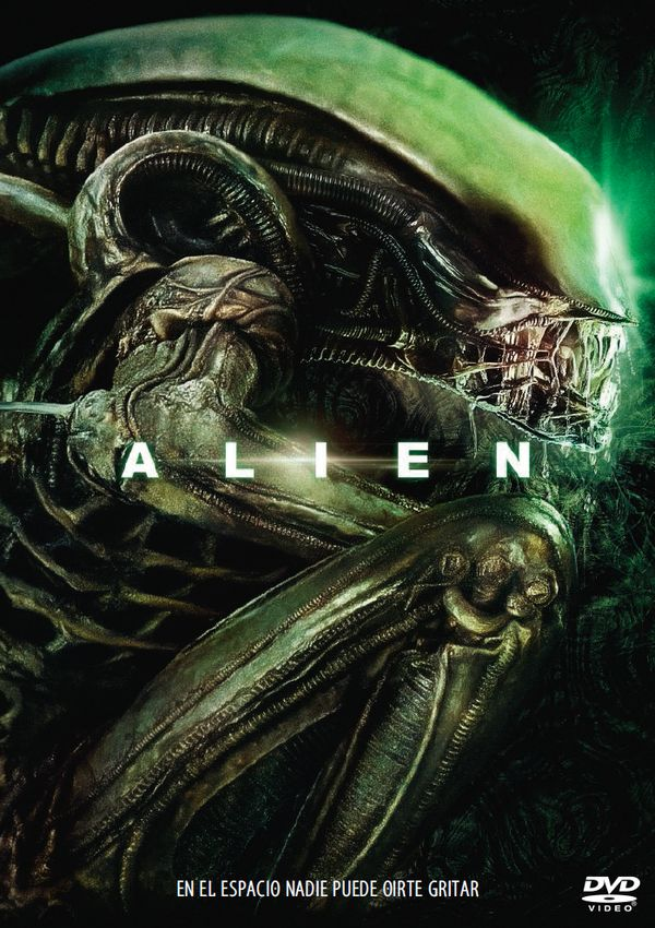 alien 1: el octavo pasajero - dvd --8420266943743