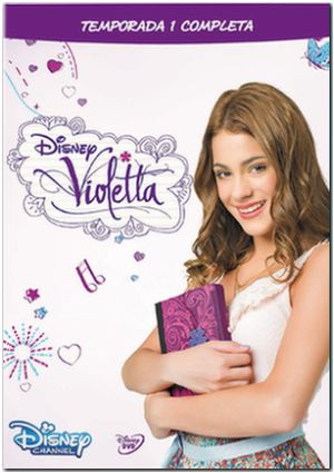 violetta. 1 temporada completa (dvd)-8421394544062