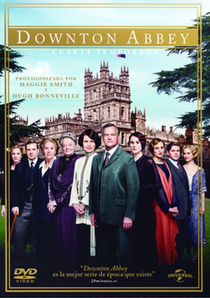 DOWNTON ABBEY: TEMPORADA 4 (DVD) de Julian Fellowes - 8414906899606 ...