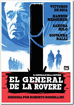 el general de la rovere (dvd)-8436541009134