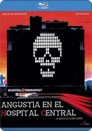 angustia en el hospital central (blu-ray)-8436022317918
