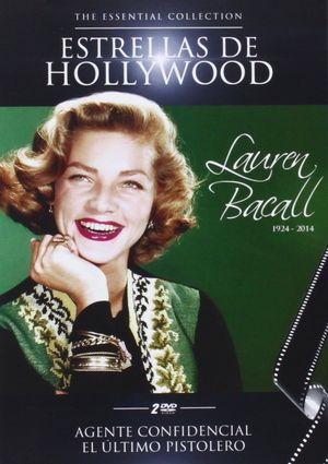 lauren bacall. estrellas de hollywood (dvd)-8436022317024